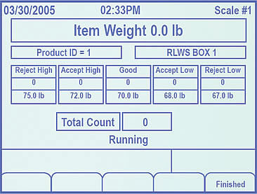 Carolina Scale sells and services Rice Lake AP Check Weighing Scales
